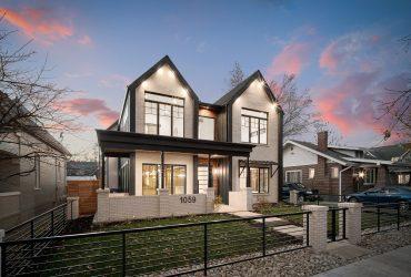 custom home denver