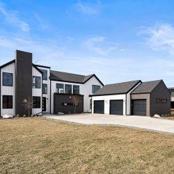 Modern farm house design build Colorado