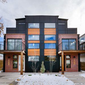 Modern Duplex Highlands