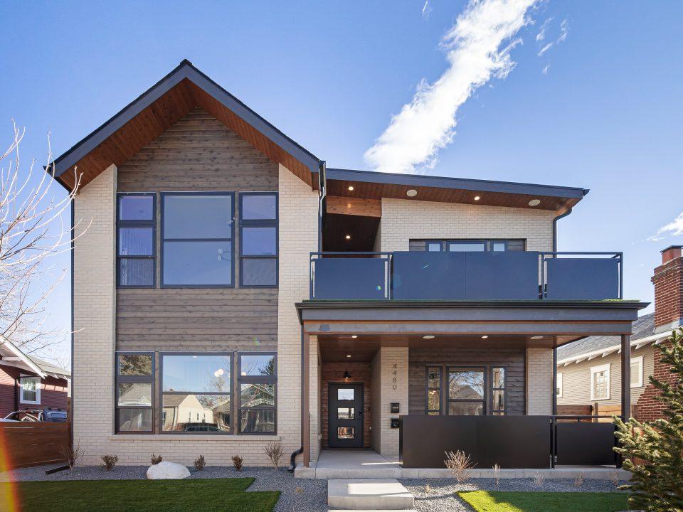Highlands Denver Modern Architecture