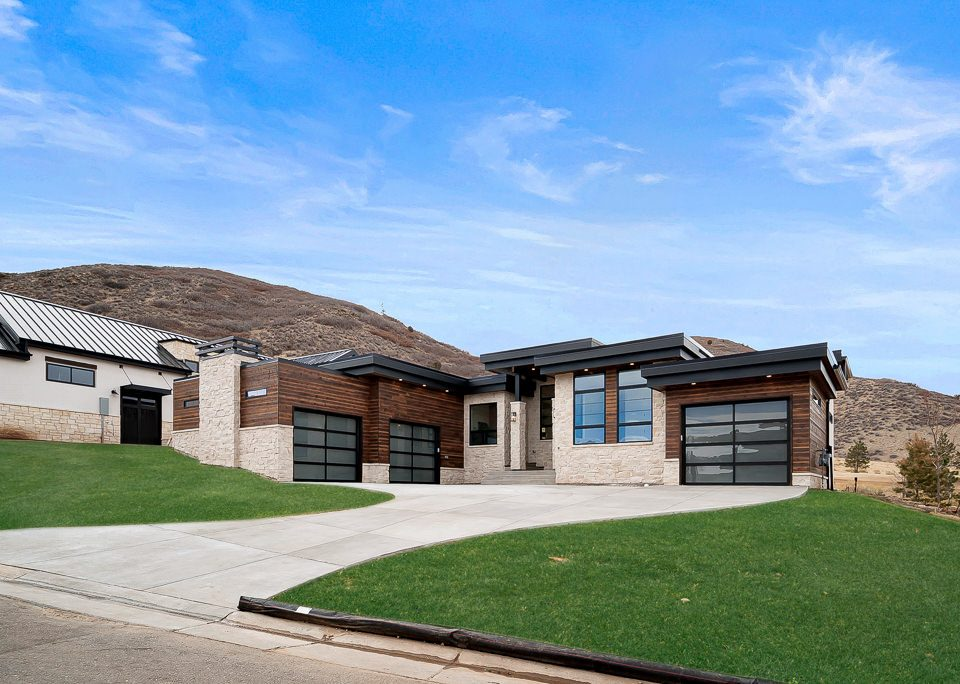 Ravenna Mountain Modern Design Build