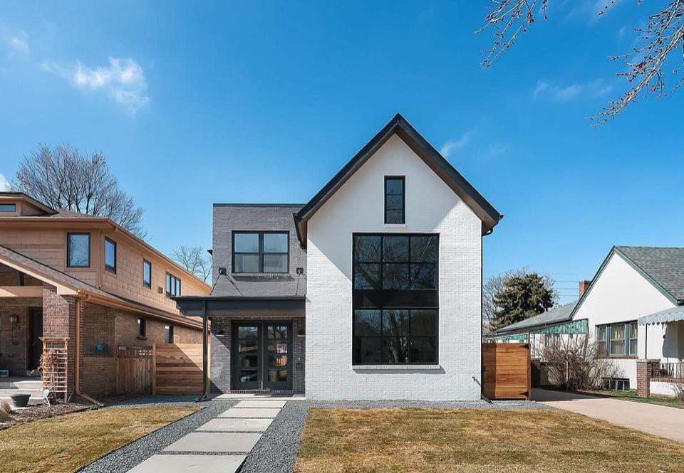 Modern Farm House Design Build