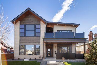Modern farm house new build denver